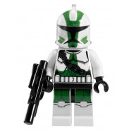 LEGO Star Wars Minifigures - Clone Commander Gree