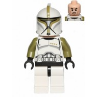 LEGO Star Wars Minifigures - Clone Trooper Sergeant