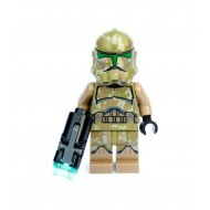 LEGO Star Wars Minifigures - 41st Kashyyyk Clone Trooper w. Gun