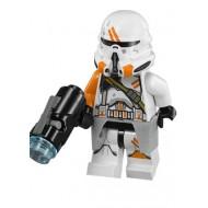 LEGO Star Wars Minifigures - Airborne Clone Trooper w. Gun