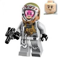 LEGO Star Wars Minifigures - Gray Squadron Pilot (75050)