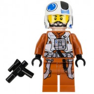 LEGO Star Wars Minifigures - Resistance X-wing Pilot (75125)