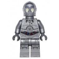 LEGO Star Wars Minifigures -Silver Protocol Droid (U-3PO)