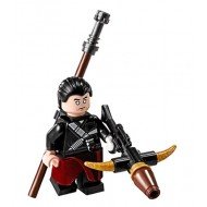 LEGO Star Wars Minifigures - Chirrut ?mwe (Imwe) (75152) with weapon