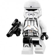 LEGO Star Wars Minifigures - Imperial Hovertank Pilot (75152) with gun