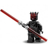 LEGO Star Wars Minifigures - Darth Maul, without Cape (75169) with weapon