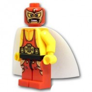 LEGO The LEGO Movie Minifigures - El Macho Wrestler