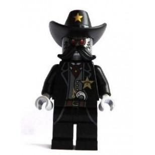 LEGO Movie Minifigures - Sheriff Not-a-robot