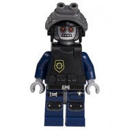 LEGO Robo SWAT with Robot Goggles