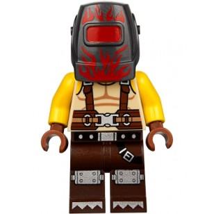 LEGO The LEGO Movie Minifigures - Fuse (Halloween)