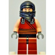 LEGO City Minifigures - Dark Ninja