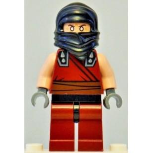 LEGO City Minifigures - Dark Ninja