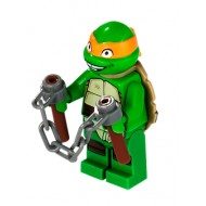 LEGO Teenage Mutant Ninja Turtles Minifigures - Michelangelo