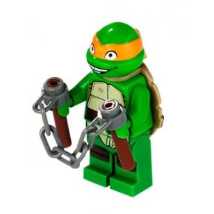 LEGO Teenage Mutant Ninja Turtles Minifigures - Michelangelo