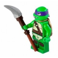 Donatello (79105) with weapons