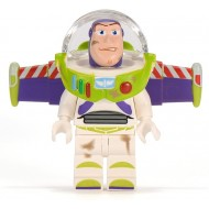 LEGO Toy Story Minifigures - Buzz Lightyear with Dirt Pattern