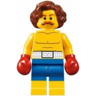 LEGO Town Minifigures - Boxer (10260)