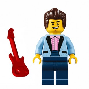 LEGO Town Minifigures - Rock Star (10260)