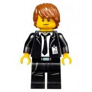 LEGO Ultra Agents Minifigures - Agent Max Burns