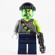LEGO Ultra Agents Minifigure - Adam Acid with weapon