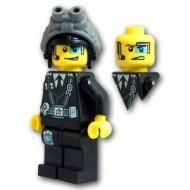 LEGO Ultra Agents Minifigures - Agent Curtis Bolt with Goggles