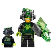 LEGO Ultra Agents Minifigures - Terabyte with weapon
