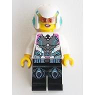 LEGO Ultra Agents Minifigures - Agent Caila Phoenix - Helmet
