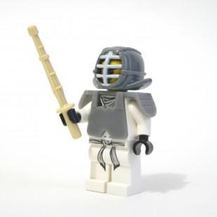 Kung Fu Master Monk