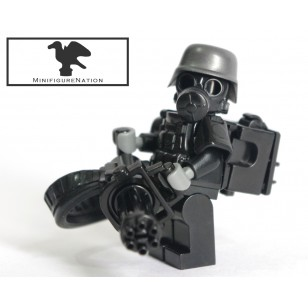 Minigun Trooper - Wolf