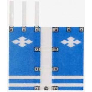 Minifigcat Paste - Kabuki flag cloth (K04)