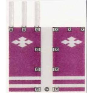 Minifigcat Paste - Kabuki flag cloth (K07)