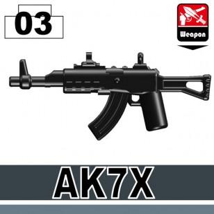 Minifigcat AK7X - BLACK