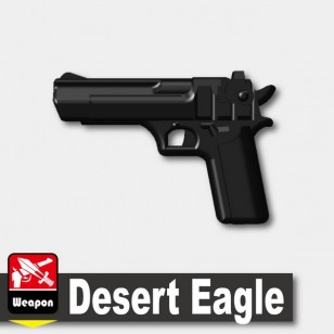 Minifigcat DESERT EAGLE - BLACK