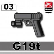 Minifigcat G19T - BLACK