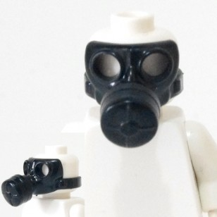 Minifigcat GS00 CA1 MASK - BLACK