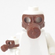 Minifigcat GS00 CA1 MASK - BROWN