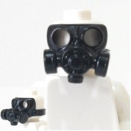 Minifigcat GS00 CA3 MASK - BLACK