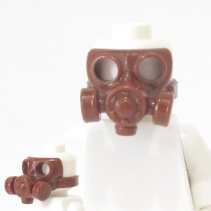 Minifigcat GS00 CA3 MASK - BROWN