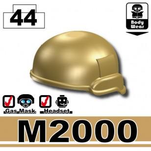 Minifigcat M2000 HELMET - DARK TAN
