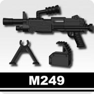 Minifigcat M249 - BLACK