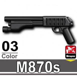Minifigcat M870S - BLACK