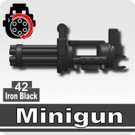 Minifigcat MINI GUN - BLACK
