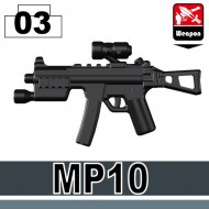 Minifigcat MP10 - BLACK