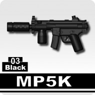 Minifigcat MP5K - BLACK