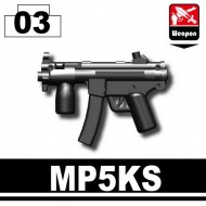 Minifigcat MP5KS - BLACK