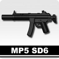 Minifigcat MP5SD6 - BLACK
