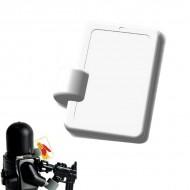 Minifigcat iPad - WHITE