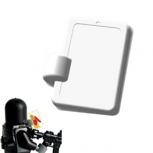 Minifigcat iPad - WHITE