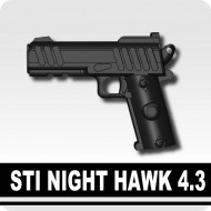 Minifigcat STI NIGHT HAWK 4.3 - BLACK