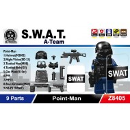Minifigcat Point PACK New - BLACK
